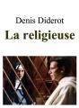Couverture La Religieuse Editions Librairie Alphonse Lemerre 1925