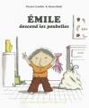 Couverture Emile descend les poubelles Editions Gallimard  (Jeunesse - Giboulées) 2015