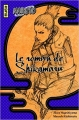 Couverture Naruto (Roman), tome 4 : Le roman de Shikamaru Editions Kana 2017