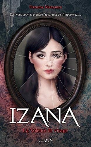 Couverture Izana : La voleuse de visage