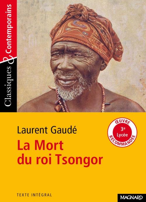 Couverture La Mort du roi Tsongor