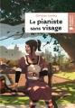 Couverture Le pianiste sans visage Editions Rageot (Romans) 2010