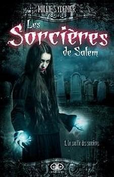 Couverture Les sorcières de Salem, tome 1 : Le souffle des sorcières