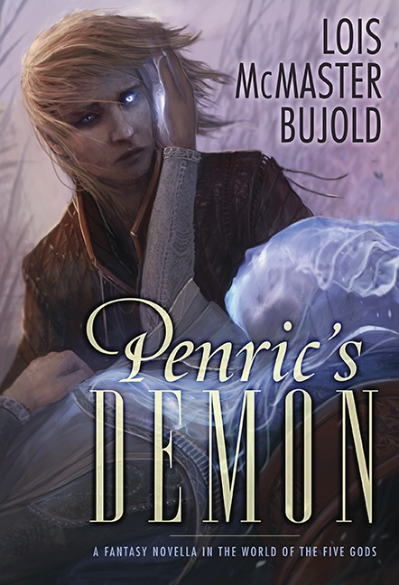 Couverture Penric and Desdemona, book 1: Penric's Demon