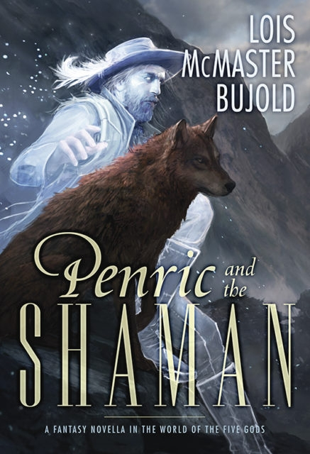 Couverture Penric and Desdemona, book 2: Penric and the Shaman