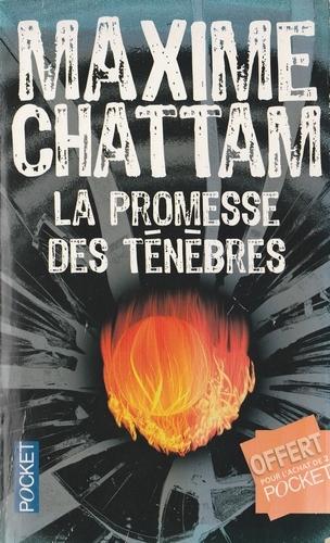 Couverture La Trilogie du mal, tome 0 : La Promesse des ténèbres