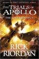 Couverture Les travaux d'Apollon, tome 2 : La prophétie des ténèbres Editions Penguin books 2017
