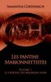Couverture Les pantins marionnettistes, tome 1 : Le château des brasseurs d'air Editions Amazon 2017