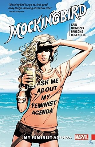 Couverture Mockingbird, book 2: My Feminist Agenda