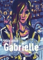 Couverture Mon amie Gabrielle Editions Autoédité 2016