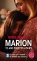 Couverture Marion : 13 ans pour toujours Editions Le Livre de Poche 2016