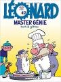 Couverture Léonard, tome 47 : Master génie Editions Le Lombard 2016