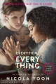 Couverture Everything, everything Editions Ember 2017