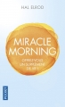 Couverture Miracle morning Editions Pocket 2017