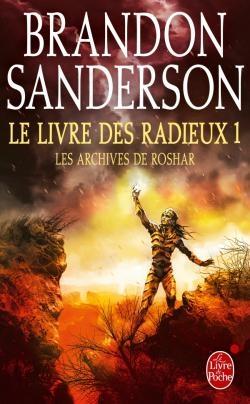 Couverture Les archives de Roshar, tome 2 : Le livre des radieux, partie 1
