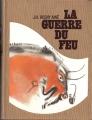 Couverture La guerre du feu Editions Gautier-Languereau 1960