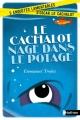 Couverture Le cachalot nage dans le potage Editions Nathan 2017