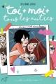 Couverture Toi + Moi + Tous les autres, tome 3 : L'amour simple comme bonjour Editions Albin Michel (Jeunesse) 2017