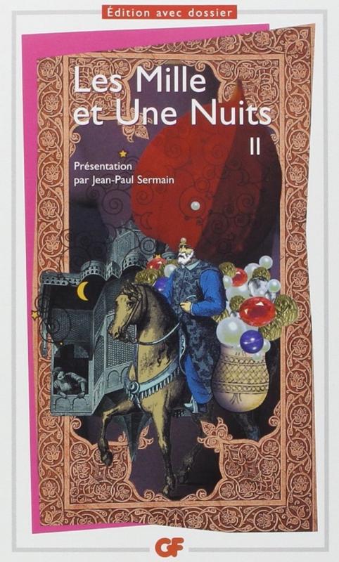 Couverture Les Mille et une nuits, tome 2
