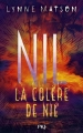Couverture Nil, tome 3 : La colère de Nil Editions 12-21 2017