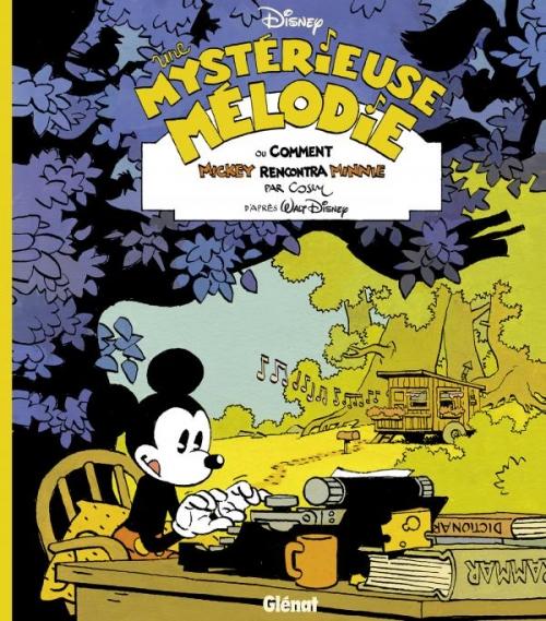 Couverture Une mystérieuse mélodie ou comment Mickey rencontra Minnie