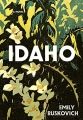 Couverture Idaho Editions Chatto & Windus 2017