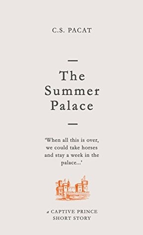 Couverture Captive Prince: The Summer Palace