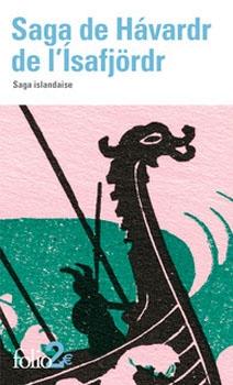 Couverture Saga de Havardr de l'Isafjörd