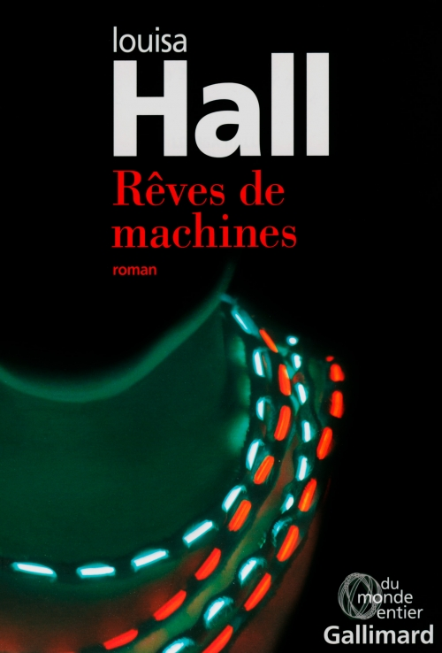Couverture Rêves de machines