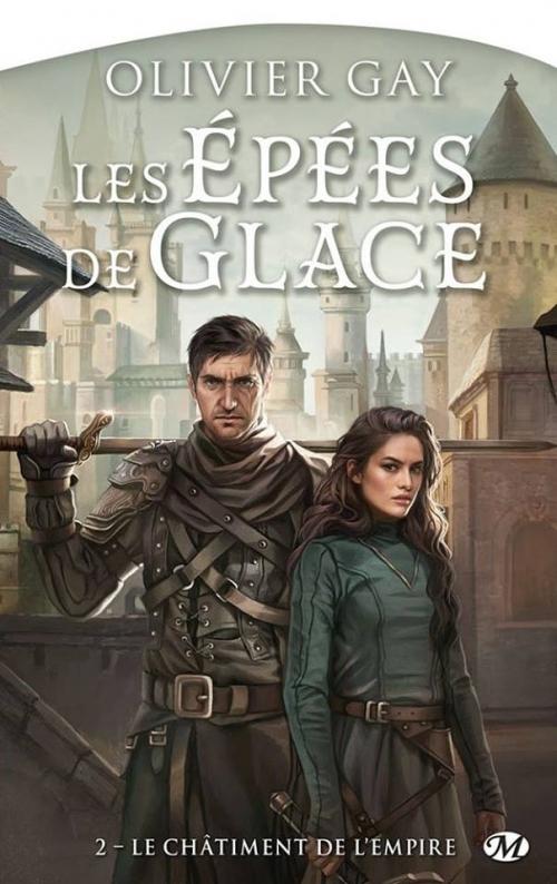 Couverture Les épées de glace, tome 2 : La Servante / Le châtiment de l'Empire