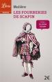 Couverture Les Fourberies de Scapin Editions Librio (Théâtre) 2015