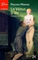 Couverture La Vénus d'Ille et autres nouvelles Editions Librio (Littérature) 2015
