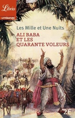 Couverture Ali Baba et les quarante voleurs / Ali Baba et les 40 voleurs