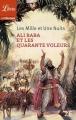 Couverture Ali Baba et les quarante voleurs / Ali Baba et les 40 voleurs Editions Librio (Littérature) 2016