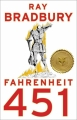 Couverture Fahrenheit 451 Editions Ballantine Books 2012