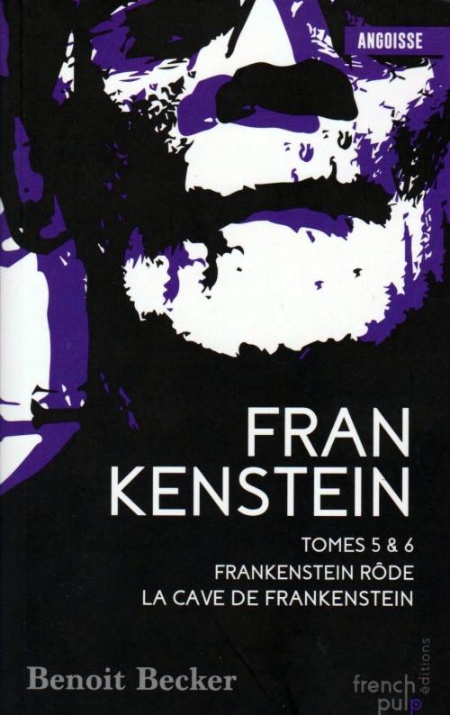 Couverture Frankenstein, tomes 5 et 6 : Frankenstein rôde et La Cave de Frankenstein