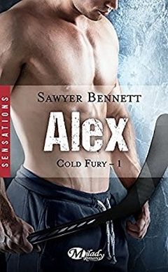 Couverture Cold Fury, tome 1 : Alex