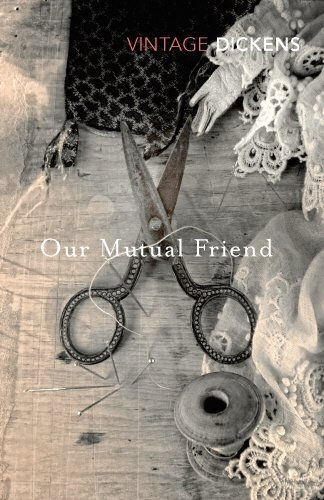 Couverture Our Mutual Friend