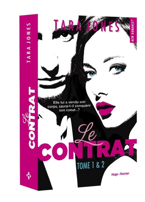 Couverture Le Contrat tome 1 & tome 2