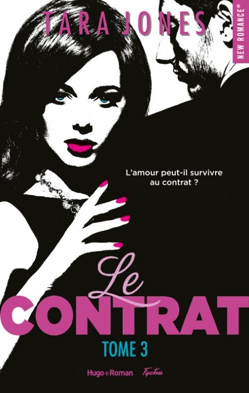 Couverture Le contrat, tome 3