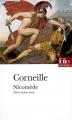 Couverture Nicomède Editions Folio  (Théâtre) 2009
