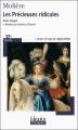 Couverture Les Précieuses ridicules Editions Folio  (Plus) 1998