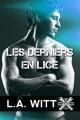 Couverture La guerre des moteurs, tome 1 : Les derniers en lice Editions Dreamspinner Press 2016
