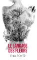 Couverture Le langage des fleurs Editions Autoédité 2017