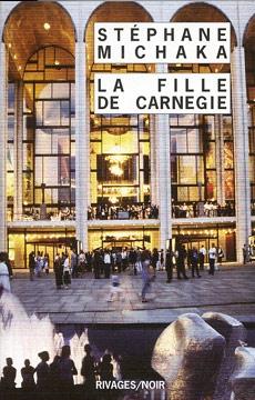 Couverture La fille de Carnegie