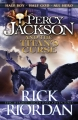 Couverture Percy Jackson, tome 3 : Le Sort du titan Editions Puffin Books 2013