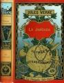 Couverture La Jangada Editions Hachette (Les intégrales Jules Verne) 1980