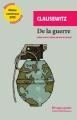 Couverture De la guerre Editions Rivages 2006