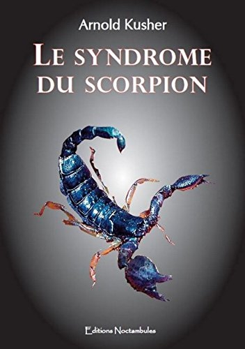 Couverture Le Syndrome du Scorpion