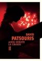 Couverture Ainsi débute la Chasse Editions du Rouergue (Noir) 2017